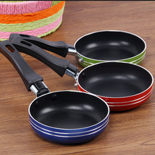 Mini frying pan Thickened non-stick frying pan Stainless Steel Fried Egg Steak Pan Kitchenware