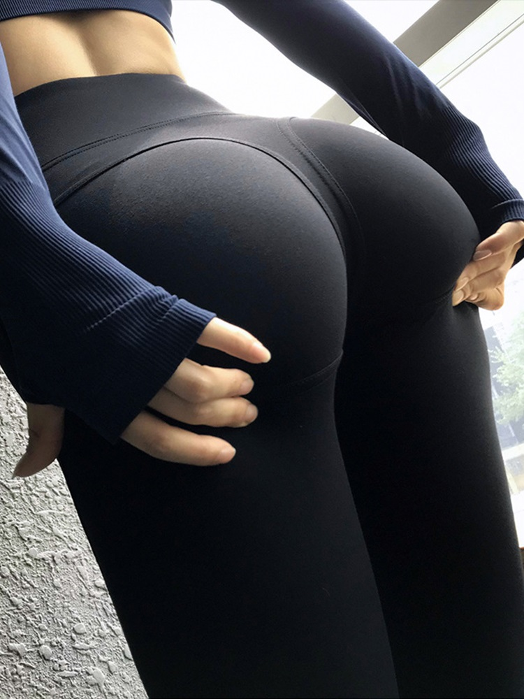 Yoga-Pants Trousers Sports-Leggings Long-Tights Athletic Fitness Running-Workout Girls