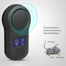 8w/10m High Power Pest Repeller Electronic Ultrasonic Repellent Mosquito Mice Reject Insect Killer Rat Mouse