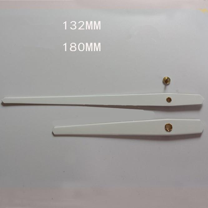 100sets/lot Quartz Wall Clock Movement Mechanism Sun 12888 Shaft 8mm 12mm 14mm 17mm 20mm 24mm DIY Repair Part Set Long Hands
