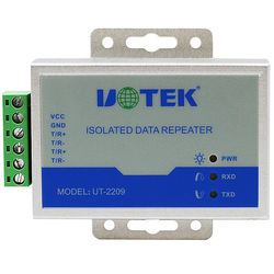 UT-2209 Industrial Grade Photoelectric Isolation Lightning Protection RS485 Signal Extender 485 Repeater