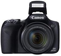 USED Canon PowerShot SX530 HS Digital Camera with wifi 50x Optical Image Stabilized Zoom with 3 Inch LCD HD 1080p Video (Black)