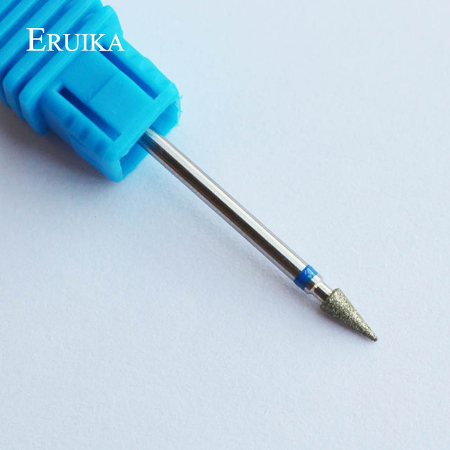 ERUIKA 5 Type Diamond Nail Drill Bit Rotary Drill Nail File For Manicures Electric Machine Accessories Nail Drill Cutter Tools 2