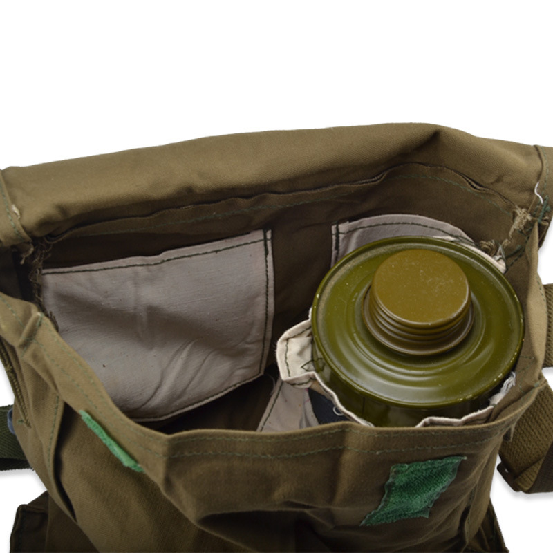 Manufacturers Direct Selling 64 Back Canvas Bag Collocation MF1 Type Gas Mask Full Mask Labor Safety Wholesale