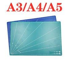 A3 a4 5 ПВХ коврик для резки верстак лоскутное шитье ручной