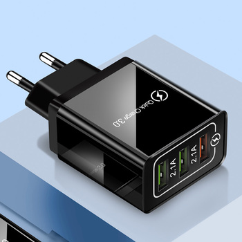 Wall Charger Mobile Phone USB 3.0 1