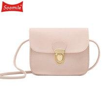 2020 nouvelles femmes petits sacs à bandoulière en cuir PU couleur unie Mini femme sac à bandoulière mode Simple dame petit sac carré sac à main