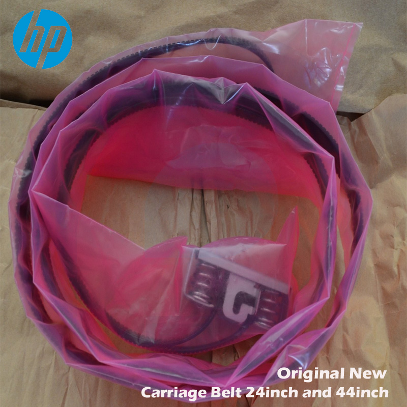 Original new For HP DesignJet T770 T1200 T790 T1300 T2300 T795 Carriage Belt   For 24 inch CQ305 60016|Printer Parts| |  - title=
