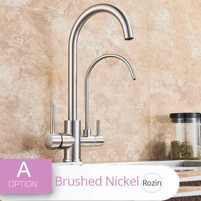 Brushed Nickel A