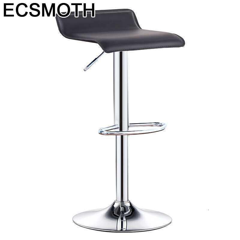 Todos Tipos Kruk Ikayaa Taburete La Barra Banqueta Fauteuil Sedia Sgabello Leather Cadeira Tabouret De Moderne Silla Bar Chair