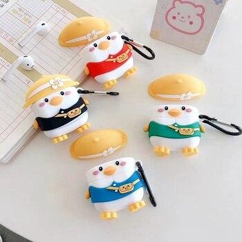 cute funny cartoon case i12 i9s i10 i11 i13 case For inpods TWS i23 i24 i25 i27 i100 TWS silicone earphone Case cover