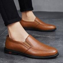 Man Loafers Flat-Shoe Male Casual Men Fashion Hot Sapato Black Sale Spring for De Para