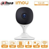 Dahua Imou Cue 2C 1080P P2P azione di sicurezza Cam per interni Baby Monitor dispositivo di visione notturna Video Mini sorveglianza Wifi telecamera IP