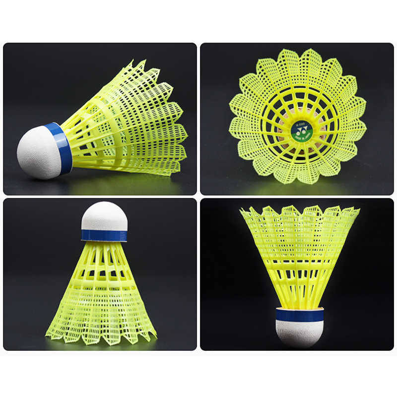 100% Authentic Yonex Mavis M300 Mavis 600 Badminton Nylon Ball Badminton Training Shuttlecock