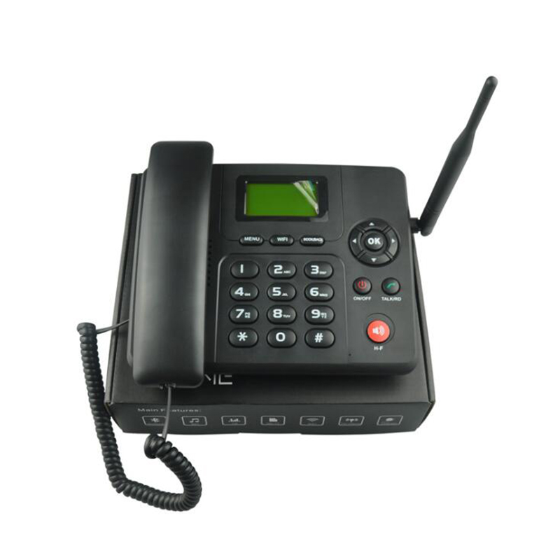 4G Band 1/2/3/5/8  3G Band B1/B2/B5B/B8 2100/1900/1800/850/900MHz GSM Fixed Wireless Phone Cordless Lansline Dial Payphone