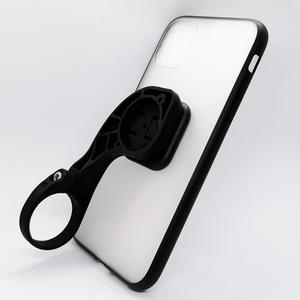 Image 4 - Uchwyt na telefon komórkowy z PC TPU Case rower kierownica do montażu na szynie stojak na telefon komórkowy dla iPhone 7/8/X/11/11 Pro/12/12 Mini