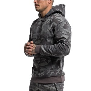 Image 4 - Mens Sports Suits Male Set Jogging Clothing Ropa De Marca Chandal Casual Hoodie Set Camouflage Big Pocket Cotton Dresy Tracksuit