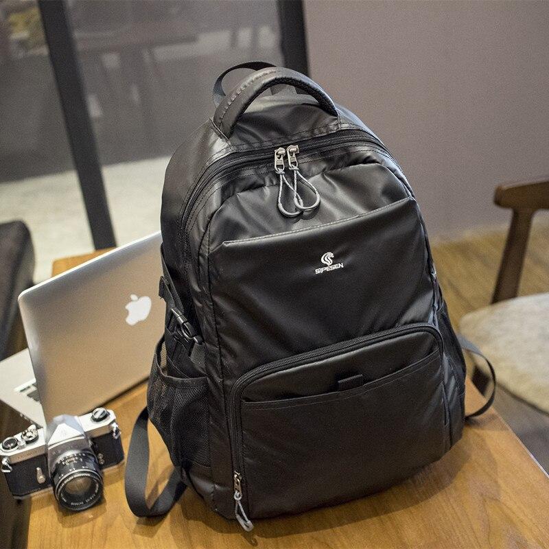 ZOGER multi-fonction hommes sac à dos 15.6 pouces pochette d'ordinateur 20 litres étanche à l'humidité sac à dos affaires grande capacité sac de voyage ba