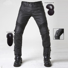 Новое поступление мужские стильные хлопковые джинсы с восковым покрытием для верховой езды байкерские Узкие повседневные брюки