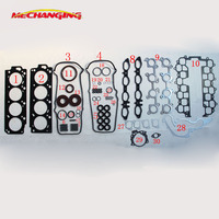 2UZ 2UZFE 2UZ FE For TOYOTA LAND CRUISER 100 AND FOR LEXUS LX 470 Engine Overhaul Full Set Engine Gasket 04111 50120 50178100|Engine Rebuilding Kits| |  -