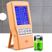 Gas-Analyzer Co2 Monitor Air-Quality-Detector Formaldehyde-Tvoc Outdoor Home HCHO Handheld