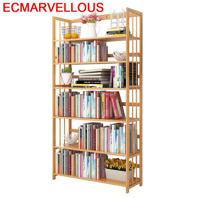 Oficina Industrial Librero Wall Shelf Meuble De Maison Estante Para Livro Vintage Furniture Decoration Book Bookshelf Case