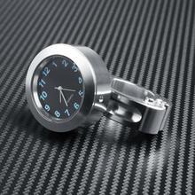 """Водонепроницаемые мотоциклетные часы с резьбой 7/"""", ударостойкие алюминиевые часы с ЧПУ"""
