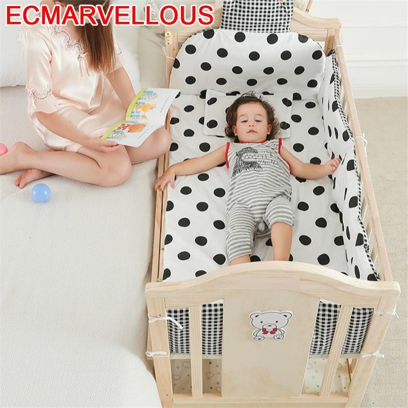 Dzieciece Menino Letti Per Cama Infantil Cameretta Letto Bambini Ranza Wooden Chambre Children Lit Enfant Kinderbett Kid Bed