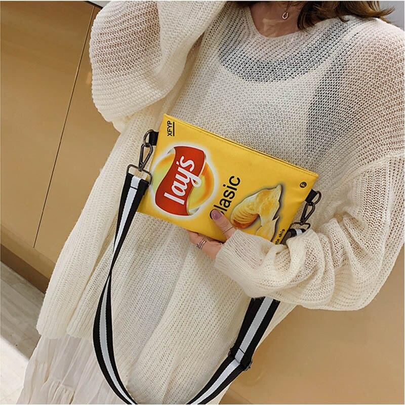 Potato Chips Handbag 1