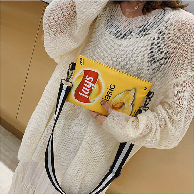 Potato Chips Handbag 1