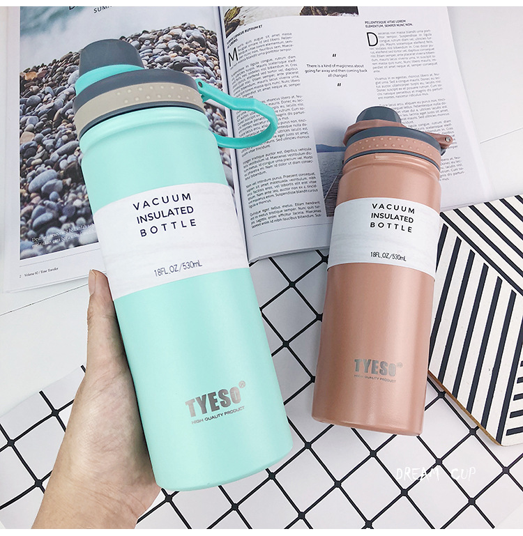 Hae67a2b89b5e466da6f5e159d42a0fabX - Thermoflask flask with drinking pouch (530ml)