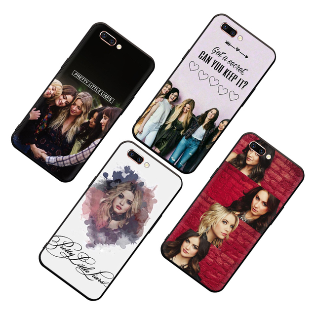 Pretty Little Liars Silicone phone case for OPPO R17 R15 F11 F9 Pro A77 R9s F9 F7 A73 A83 A59 A39 A5