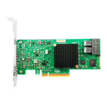12GB/S Sas/sata-Control-Card LSI 8port Pcie3.0x8 CEACENT Chipset AS3008R5 9341-8i 2--8643