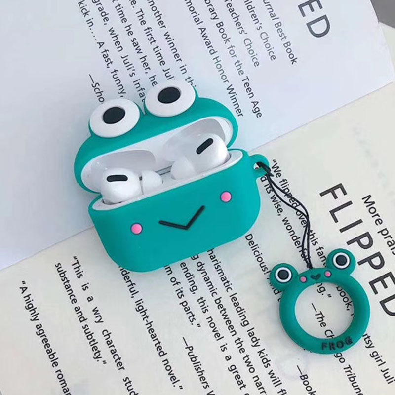 Cute 3D Silicone Case for AirPods Pro 158