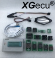 V9.16 XGecu TL866II плюс USB программист support15000 IC + 13 шт. адаптер + SOP8 Testclip SPI NAND EEPROM MCU PIC AVR Замена TL866A
