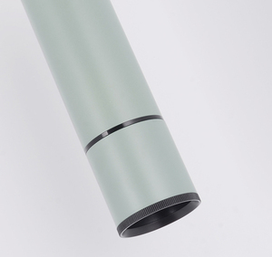 Image 5 - โมเดิร์นไฟ LED จี้หลอด Macaron จี้โคมไฟ Counte stroe ห้องโคมไฟห้องครัว hanglamp โคมไฟ