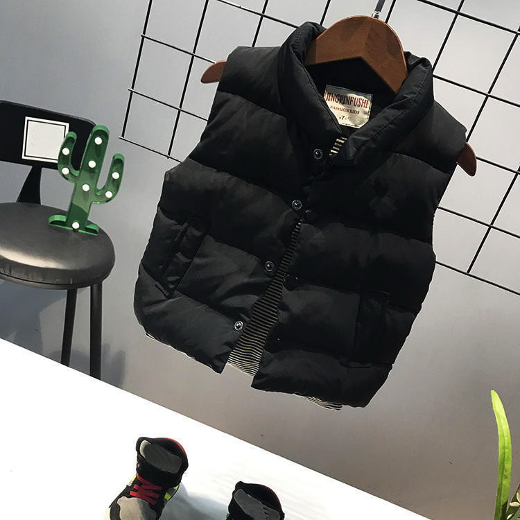 Thick Body Warmer