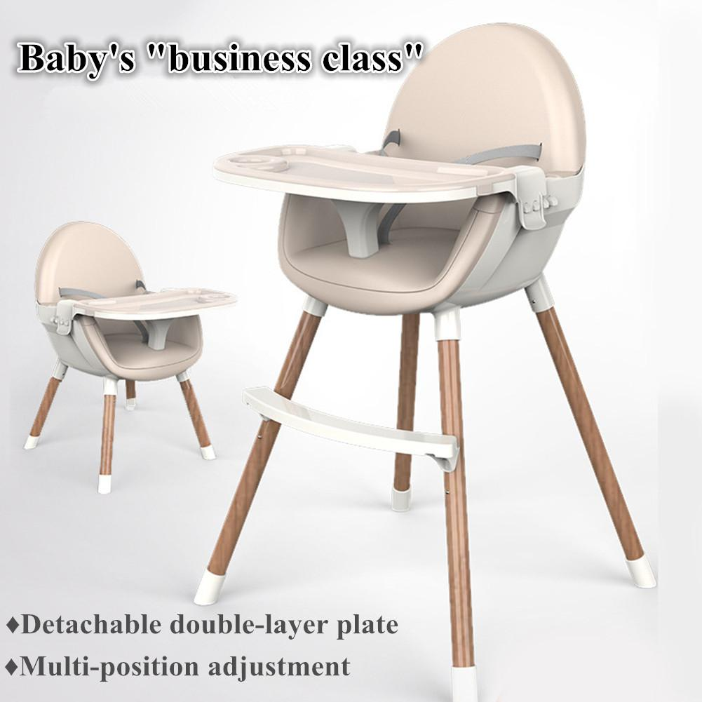 Kidlove 2-in-1 Children Multi-function Baby Dining Chair Foldable Portable Baby Chair Seat
