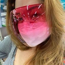 New Oversized Anti-Fog Goggles Sunglasses Visor UV Protective Full Face Cover UV 400 Safety Glasses Daily Entertainment Eyewear