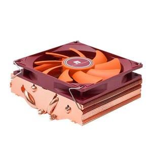 Thermalright CPU Cooler Case Radiator Low-Profile 1155 A4 MINI Intel 4-Heatpipe HTPC