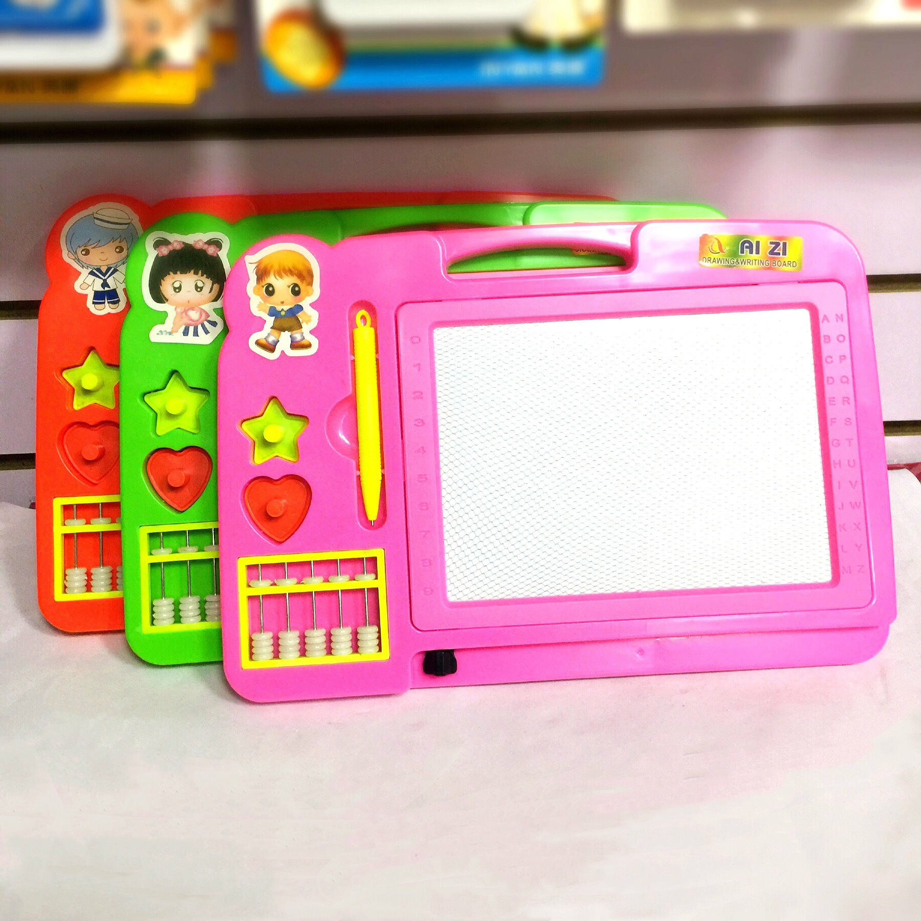 Creative CHILDREN'S Drawing Board Magnetic Drawing Board CHILDREN'S Early Childhood Educational Toy Infants Graffiti Drawing Boa