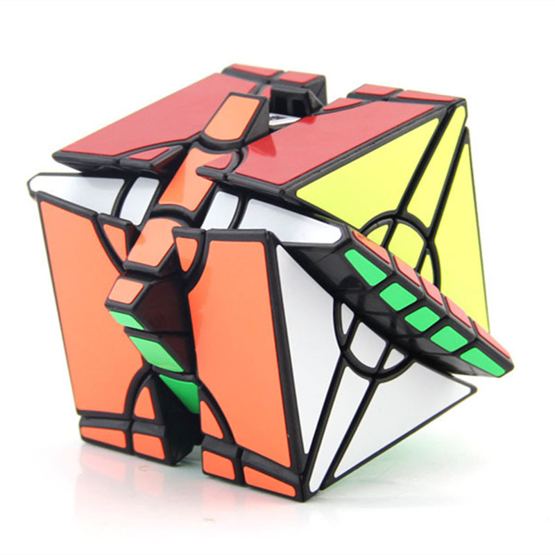 MoYu Fisher Time Wheel Cube Axis Time Wheel Cube Toys For Adults Children's Puzzles Educational Toys