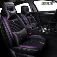 Auto Pu Leather Car seat covers For toyota rav4 kia optima seat heater honda brio hover h3 h4 rx470 rx560 rx570 car seat cushion