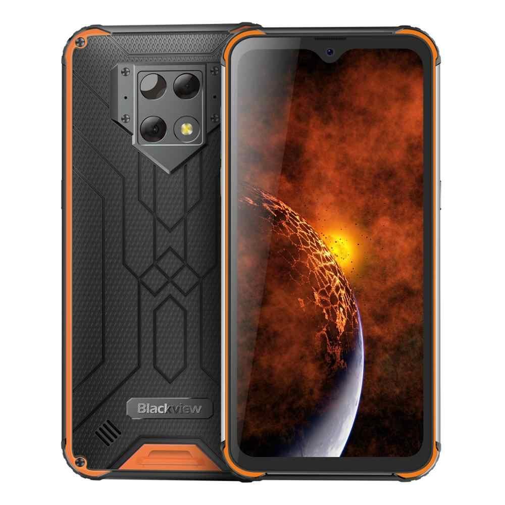 Blackview bv9800 pro global primeira imagem térmica smartphone helio p70 android 9.0 6 gb + 128 gb impermeável 6580 mah telefone móvel