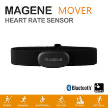 Magene MOVER Bluetooth4.0 Ant + (China)