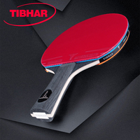 TIBHAR Table Tennis Racket Pimples-in Ping Pong Rackets Hight Quality Blade 6/7/8/9 Stars With Bag