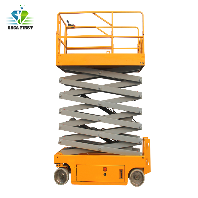 Truck Mounted Machinery  Scissor Lift Work Paltform