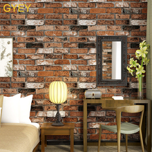 Modern Vintage Brick Textured Wallpaper For Walls Decor Embossed 3D Wall paper Rolls Bedroom Living room Sofa TV Background