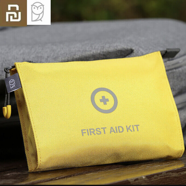 Youpin Miaomiao Bag FIRST AID KIT Accompanying Nurse Travel Medical Package Portable Emergency Package Bag Kit