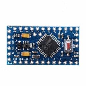 Image 2 - 2pcs LEORY Mini ATMEGA328 328p 5V 16MHz For Arduino Compatible Pro Module Board